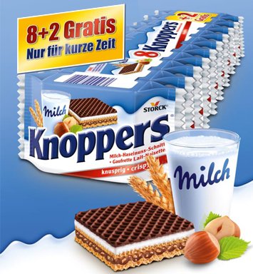 Knoppers 8+2