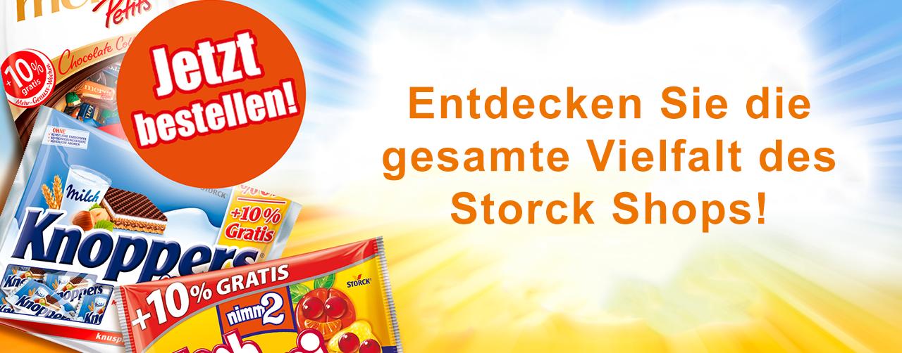 Storck Online-Shop