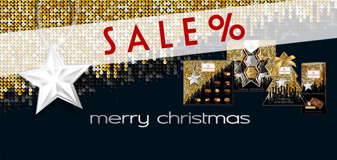 Niederegger Christmas Sale