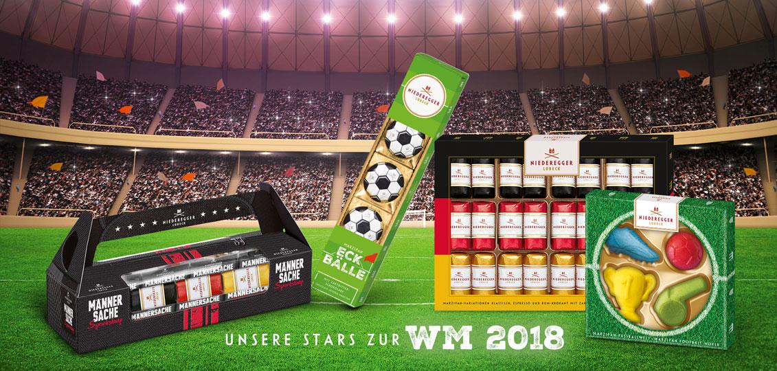 Niederegger Fussball Weltmeisterschaft