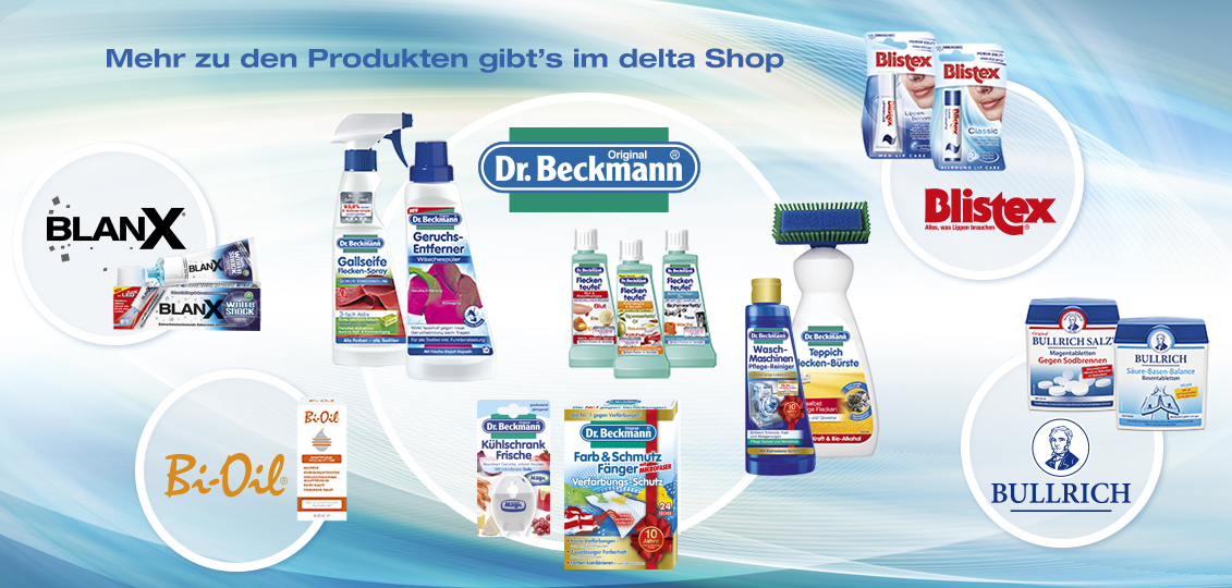 Delta Online-Shop
