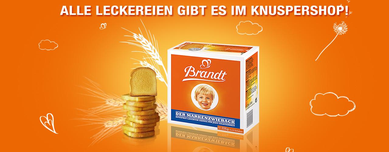 Brandt Online-Shop