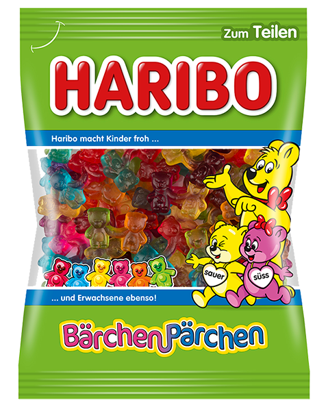 Bärchen Pärchen