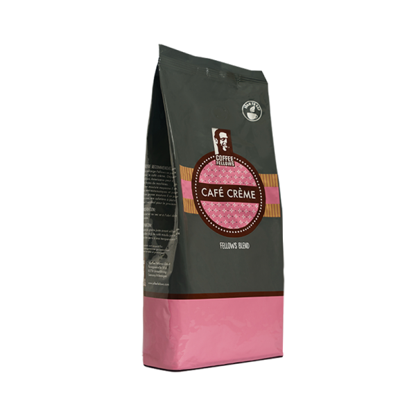 Coffee Fellows Café Crème ganze Bohne 1kg