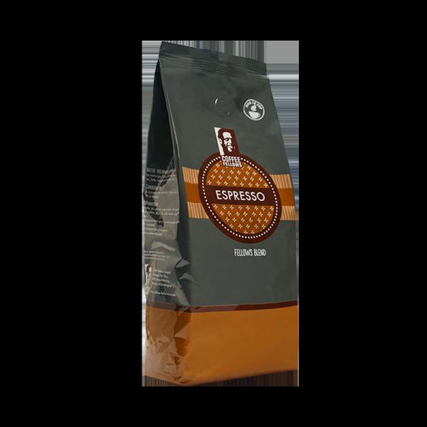 Coffee Fellows Espresso ganze Bohne 1kg