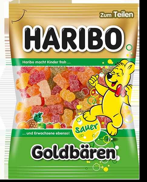 Sauer Goldbären 200g