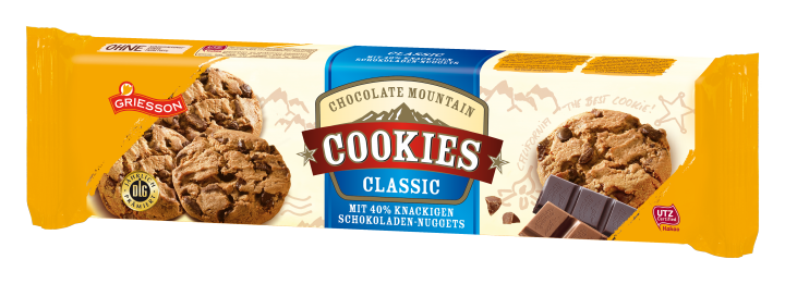 Griesson Cookies Classic 150g