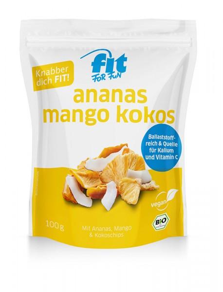 FITFORFUN BIO Ananas Mango Kokos