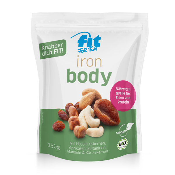 FITFORFUN BIO Iron Body