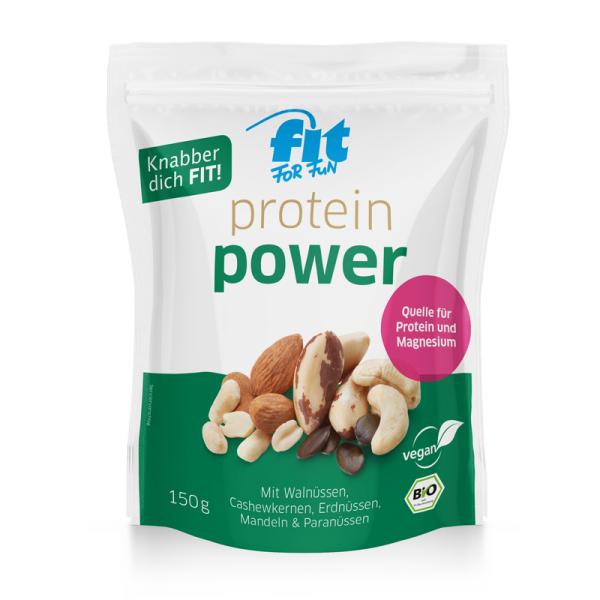 FITFORFUN BIO Protein Power